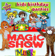 Party magic shows