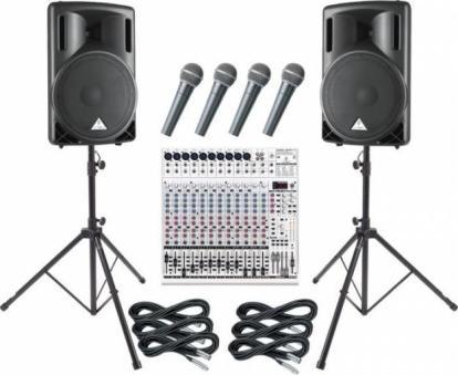 Sound Equipment Hire in Sri Lanka