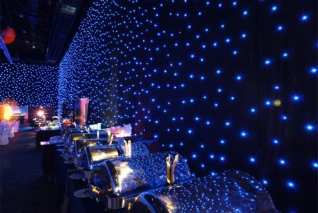 led curtains available for rent colombo sri lanka