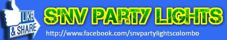 snvpartylights.com - Facebook