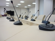 Professional Conference Microphones System Rental
