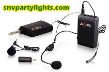 Wireless Headsets Mic for Rent Colombo